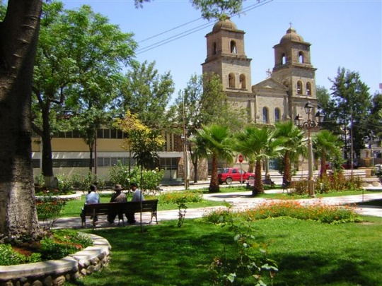 Foto Catedral de Tarija